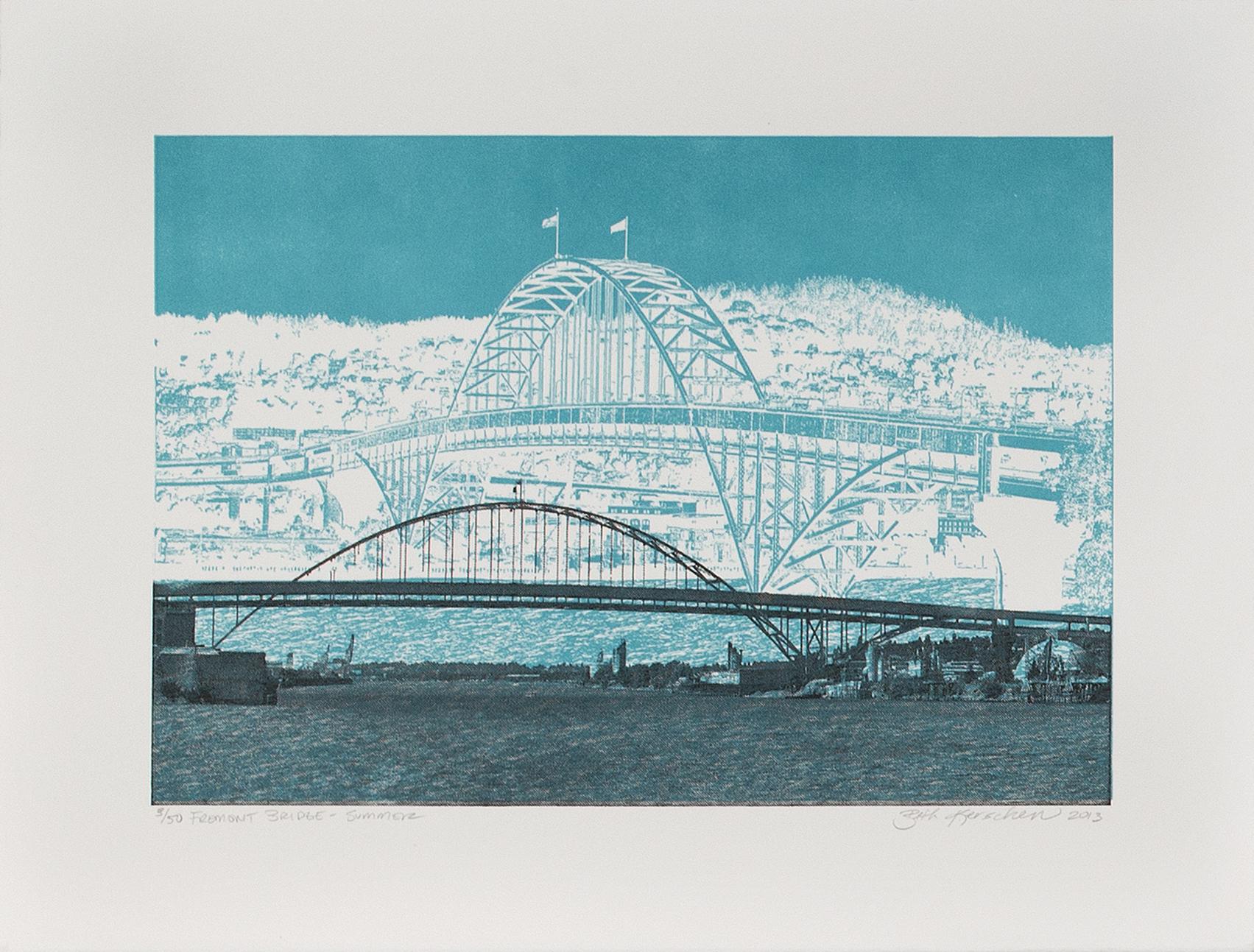 Fremont Bridge - Beth Kerschen