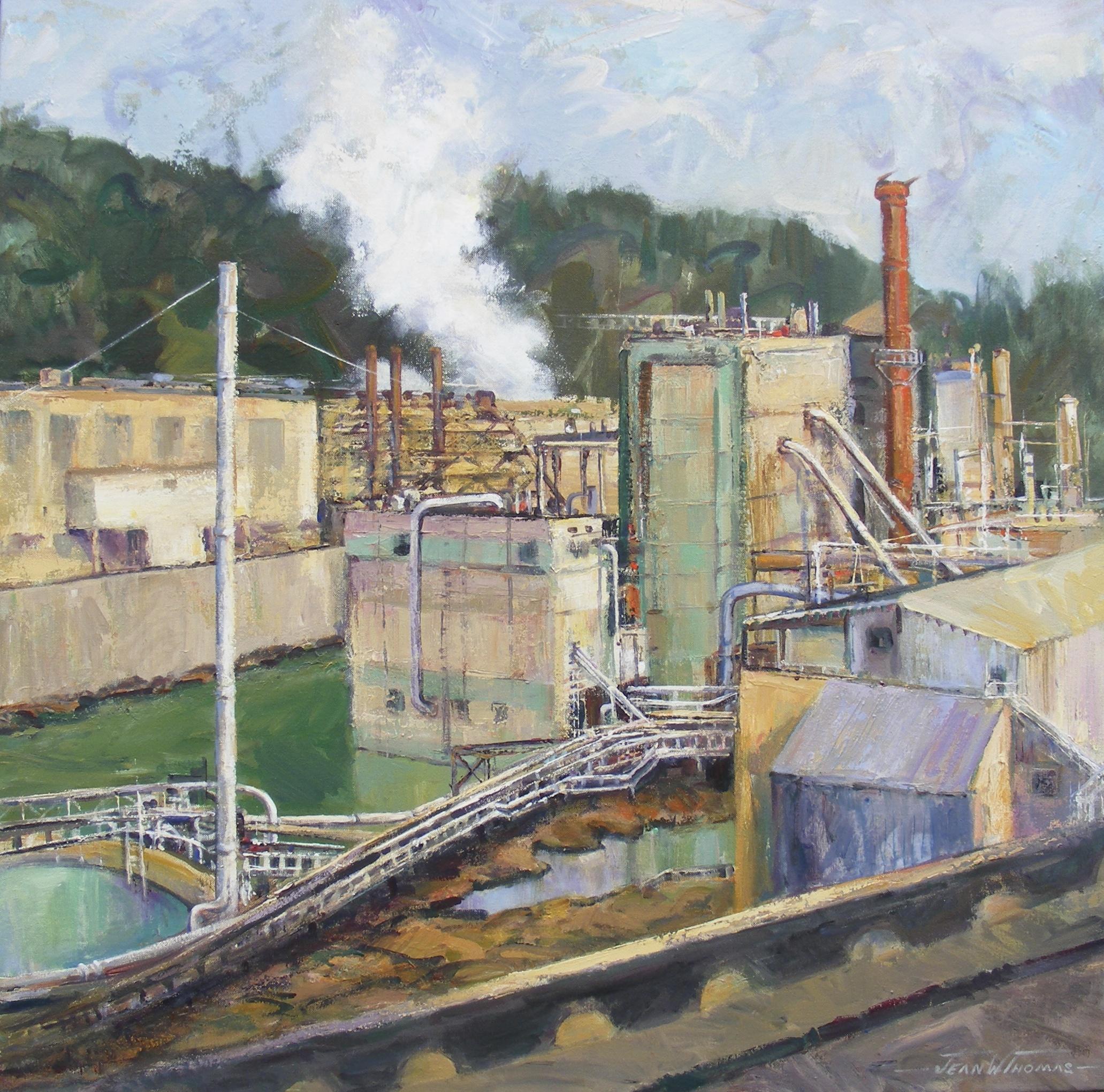 Mill Maze - Jean Thomas