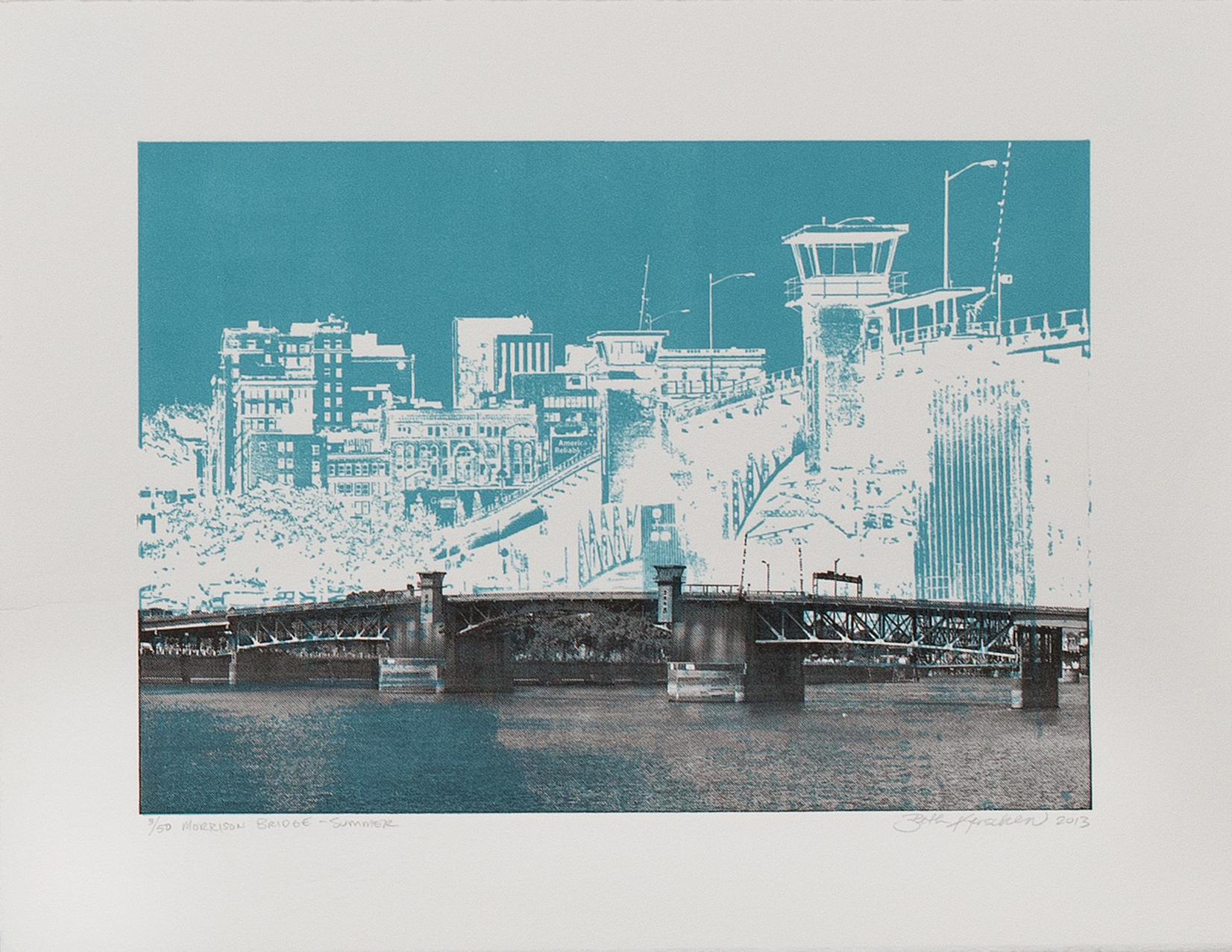 Morrison Bridge - Beth Kerschen