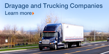 Drayage and Trucking. Learn more.