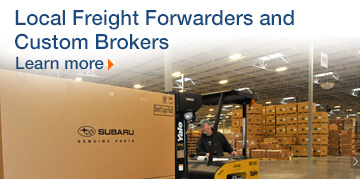 FreightForwarders. Learn more.