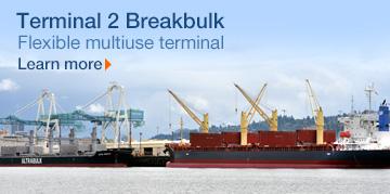 Terminal 2 Breakbulk