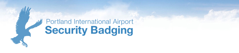 Airport Security Badging