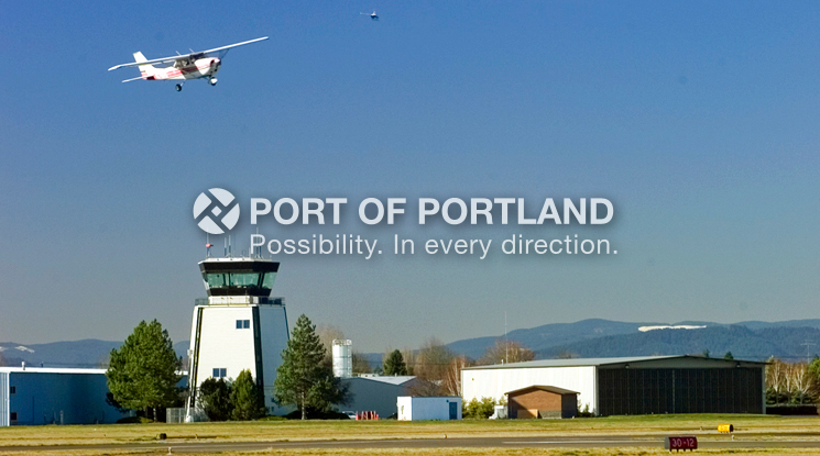 Covering approximately 950 acres in Washington County, Hillsboro is Oregon's busiest airport with more than 215,000 annual operations in 2013. The airport is home to more than 278 based aircraft.