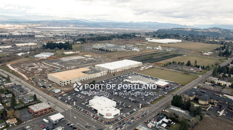 Gresham Vista Business Park is 221 acres and is located less than a mile from I-84.