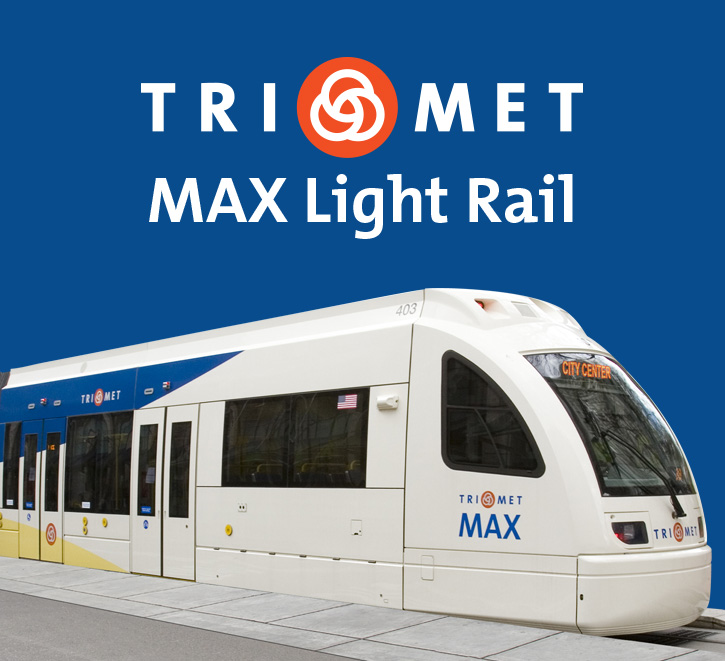 TriMet Max Light. Learn more.
