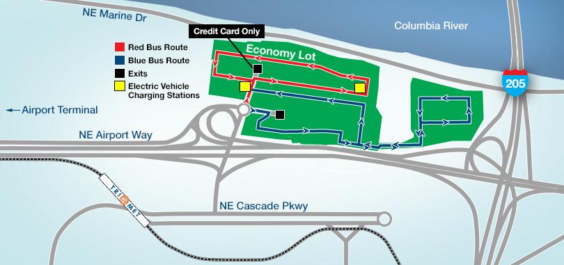 Parking Economy Map