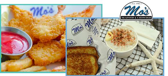 Mo's Seafood & Chowder