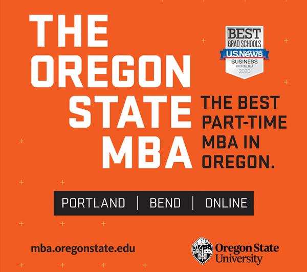 MBA at Oregon State University