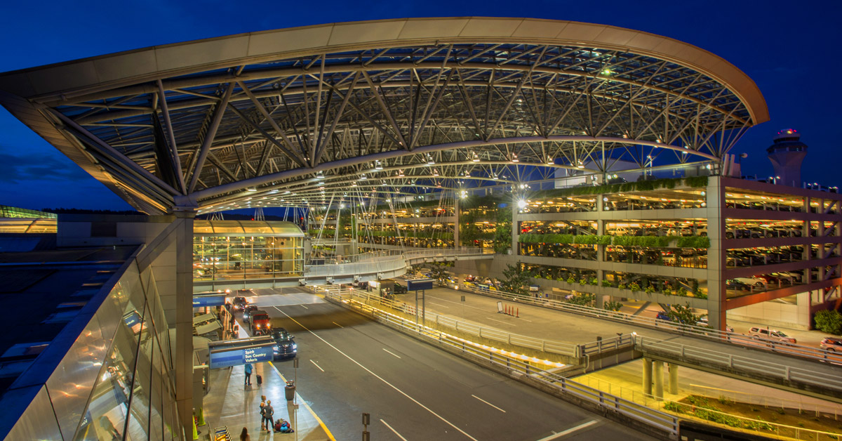 Pdx Long Term Parking >> Flypdx Parking Rates And Ground Transportation Fees
