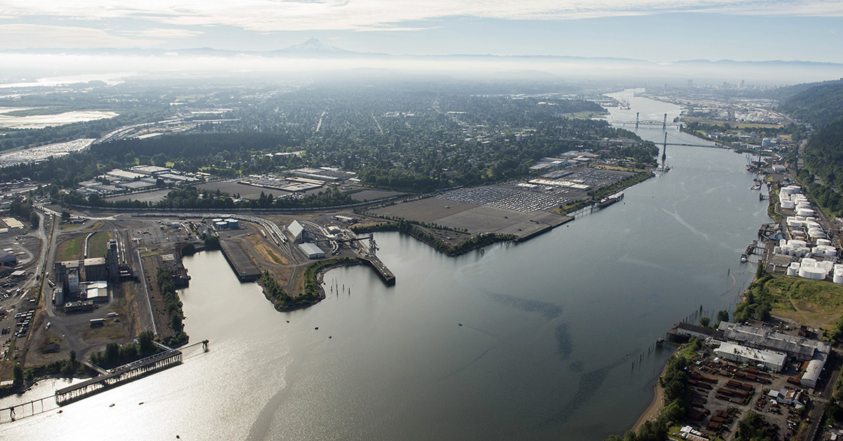 Port of Portland Terminal 4 Superfund Cleanup Moving Forward