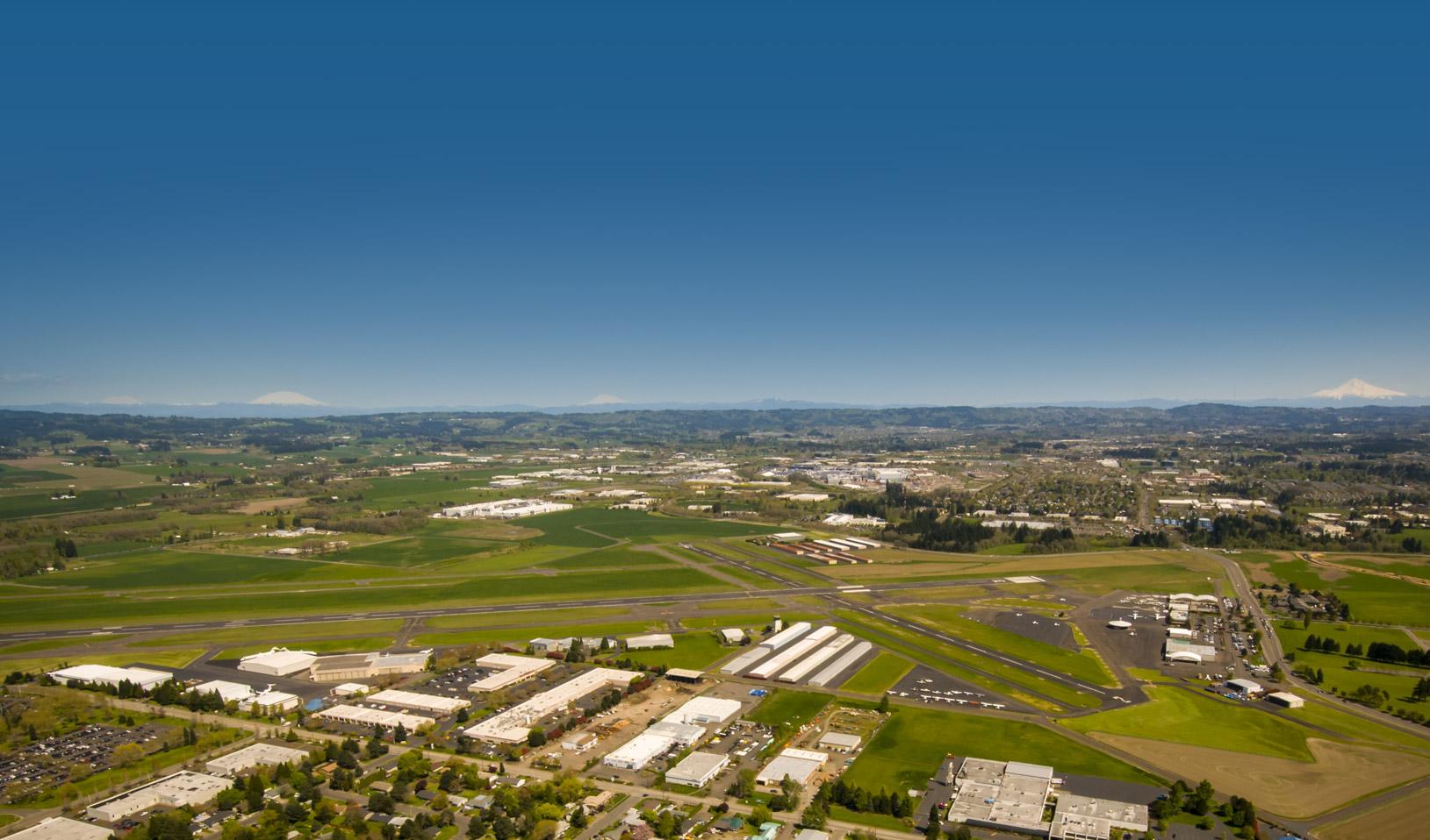 Port of Portland - Hillsboro Airport