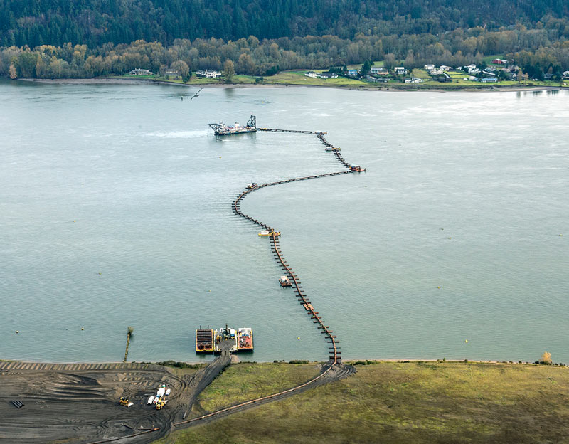 The Dredge Oregon