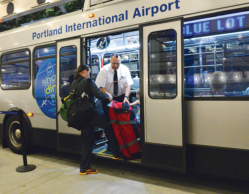Portland Airport Long Term Parking >> Port of Portland - PDX Airport Operations