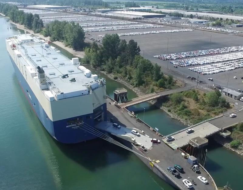 Auto Imports & Exports